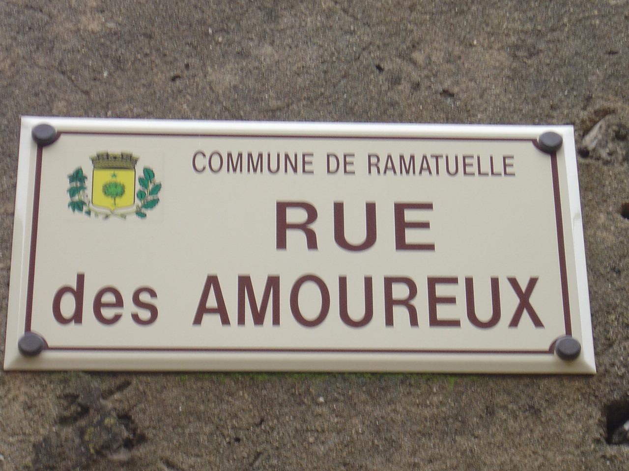rue des amoureux